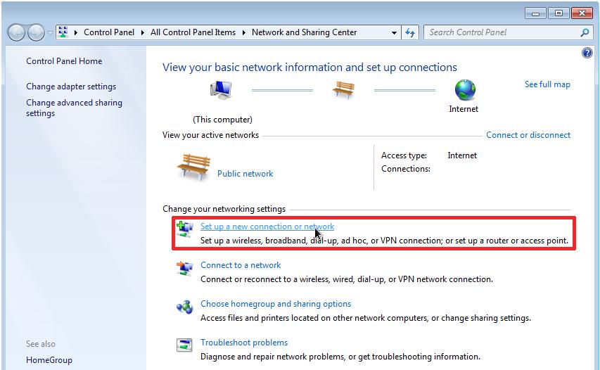 SSTP on Windows 7, 8 and Vista – Using Bilkent VPN Services